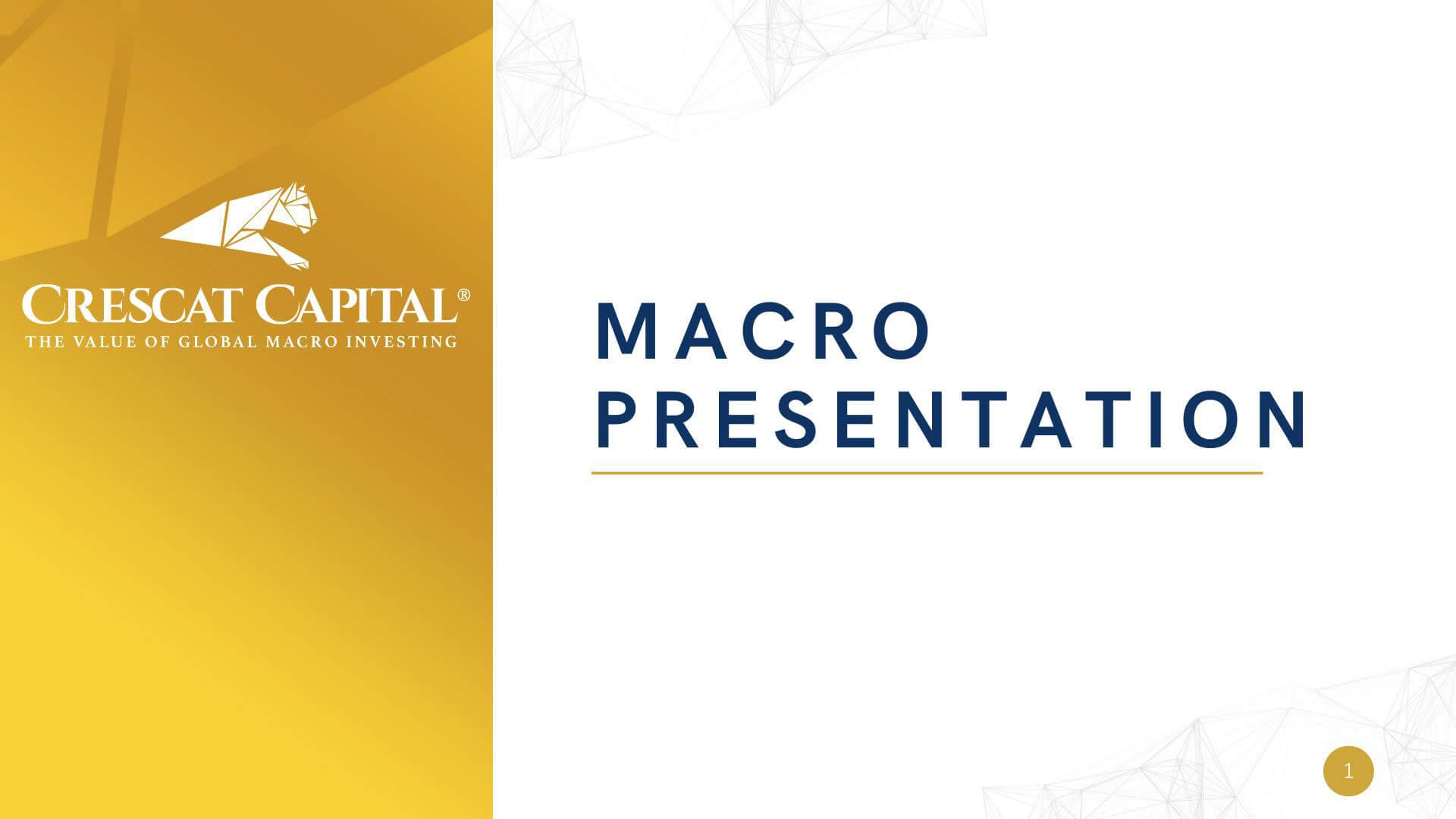 Crescat Capital Macro Deck